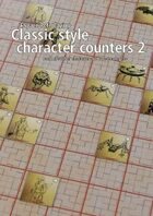 FSpaceRPG Classic style character counters 2