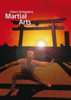FSpaceRPG Martial Arts expansion