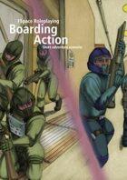 FSpaceRPG Boarding Action scenario