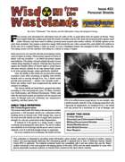 Wisdom from the Wastelands Issue #22: Personal Shields