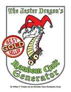 The Jester Dragon's Random Cult Generator