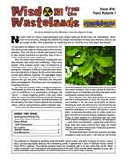 Wisdom from the Wastelands Issue #34: Plant Mutants I