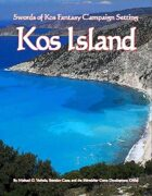 Kos Island (Swords of Kos Fantasy Campaign Setting)