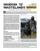 Wisdom from the Wastelands Issue #35: Terror Weapons