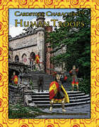 Human Troops (Cardstock Characters™)