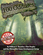 100 Oddities for an Enchanted Forest