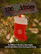 100 Oddities for a Hung Stocking