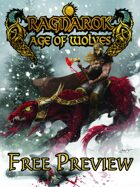 'Ragnarok: Age of Wolves' Free Preview
