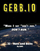 Gebb 22 – Nuts and Bolts