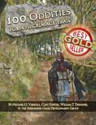 100 Oddities for a Pilgrimage Trail