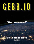 Gebb 38 – Back to Work