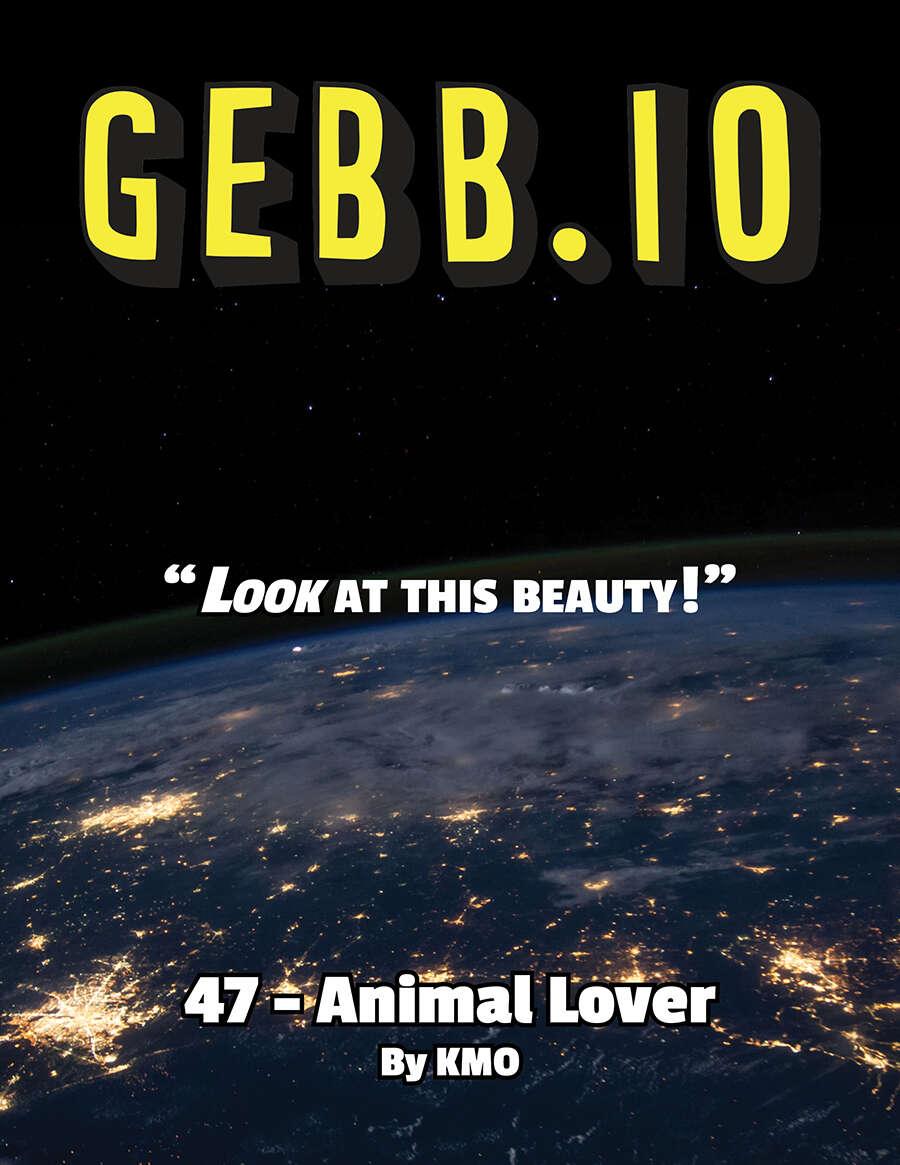 Gebb 47 – Animal Lover
