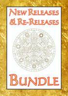 New Releases & Re-Releases [BUNDLE]