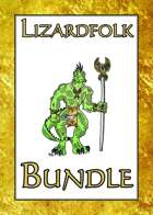 Lizardfolk [BUNDLE]