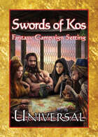 \'Swords of Kos Fantasy Campaign Setting\' Universal [BUNDLE]