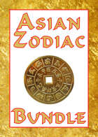 Asian Zodiac [BUNDLE]