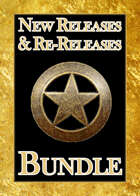 New Releases and Re-Releases [BUNDLE]