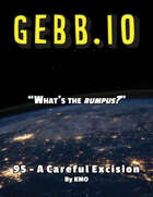 Gebb 95 – A Careful Excision