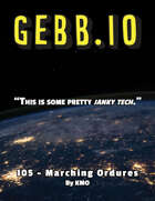 GEBB 105 – Marching Ordures