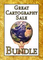 Great Cartography Sale [BUNDLE]