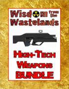 High-Tech Weapons [BUNDLE]