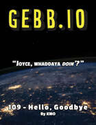 GEBB 109 – Hello, Goodbye