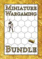 Miniature Wargaming [BUNDLE]