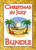 Christmas in July [BUNDLE]