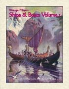 Vintage Stock Art: Ships & Boats Volume 1