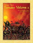 Vintage Stock Art: Fantasy Volume 2