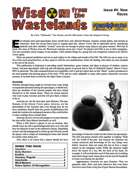Wisdom from the Wastelands Issue #4: New Races