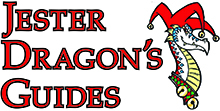Jester Dragon's Guides