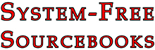 System-Free Sourcebooks