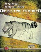 Animal Archives: Prehistoric Animals II