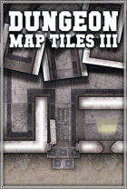 Dungeon Map Tiles III