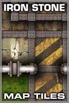 Iron Stone Map Tiles