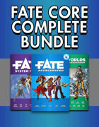 Fate Core Complete [BUNDLE]