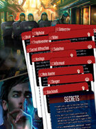 Uprising: Deck of Secrets