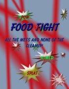 Food Fight The Card Game