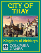 City of Thay