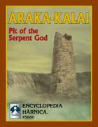 Araka-Kalai: Pit of the Serpent God