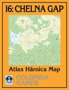Atlas Map I6: Chelna Gap