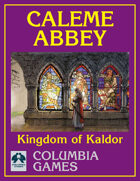 Caleme Abbey