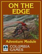 On the Edge adventure module