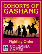 Agrik: Cohorts of Gashang