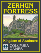 Zerhun Fortress