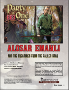 Party of 1: Alosar Emanli and the Creatures from the Fallen Star (solo adventure)