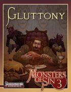 Monsters of Sin 3: Gluttony (Pathfinder RPG)