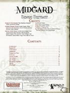 Bonus Bestiary for 4th Edition D&D