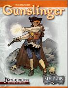 New Paths 6: Expanded Gunslinger (Pathfinder RPG)